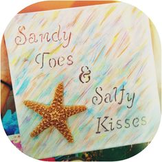 Perfect gift for my roommate! Her theme is the beach for her room!