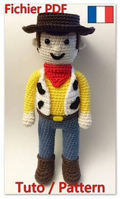 Woody de Toy Story