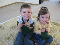 The Big Green Pocketbook activities  The Bough Family
