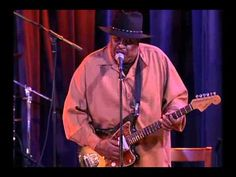 R.I.P. Magic Slim,  We will allways remember you like this.