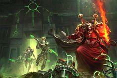Mephiston: The Revenant Crusade, lie setiawan Warhammer 40k Necrons, Warhammer 40k Blood Angels, Warhammer Fantasy, Zooey Deschanel, The Black Library, Psychic Awakening, Supernatural, Indie, The Revenant