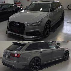"""Audi RS6-RR ABT Limited 1/25"