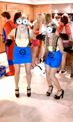 Despicable me minions :) halloween 2011