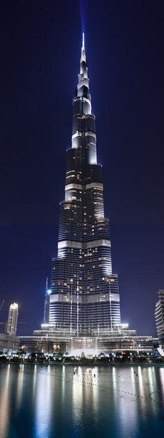 BUrj Khalifa, Dubai #architecture #arquitectura