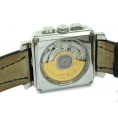 Limited Edition Hamilton Lloyd Stainless Steel Chronograph 6321 Auto Watch comes with OEM box  #tgif #beautychat #mens #hamilton #lloyd #fashion #dress #watch