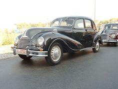 1949/50 Autovelo EMW (BMW) 340 2.0L 4-Cylinder OHV engine