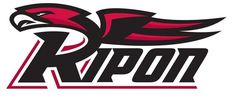 Ripon College Red Hawks, NCAA Division III/Midwest Conference, Ripon, Wisconsin
