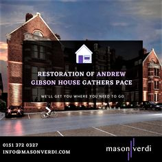 Andrew Gibson House wallasey is a landmark maritime building in Wallasey, built for the widows of retired seafarers. The first phase of work will see the restoration of Andrew Gibson House and four detached new homes adjacent to the main building. #propertydevelopment #properties #landlords #propertydeveloper #workingtogether #propertymarket #wirral #prenton #greasby #moreton #wallasey #propertyagents #estateagents #northwest #wirralestateagents #gibsonpark #home #wallaseyproperties Property Development, Estate Agents, Being A Landlord, Liverpool, Restoration, New Homes, Real Estate, Park, Building