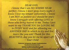 Today's #Prayer