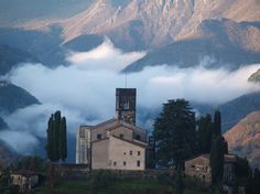 Barga, our next holiday