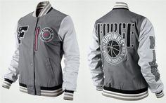 Nike WMNS Force Destroyer Womens Girls Grey Jacket RRP £99 99 BNWT | eBay