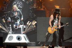 Guns N' Roses at Coachella 2016