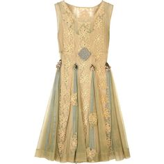 One Vintage dress found on Polyvore