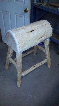 Saddle Rack = I can make this and the modify it.  Fun