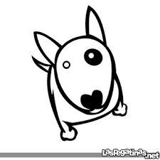 Resultado de imagen para perros bull dibujo