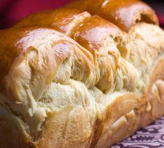 Le pain au lait brioché au tangzhong | Dur à cuire !