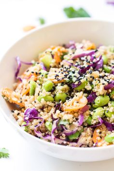 ideas about Asian Quinoa Salad Quinoa Salad