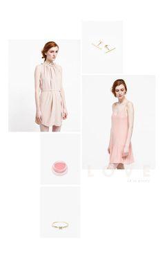 Soft Pink | Valentines Day (via Bloglovin.com )