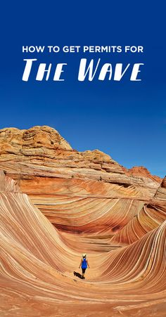 How to Get Permits for The Wave - Coyote Buttes North in Vermilion Cliffs National Monument // localadventurer.com
