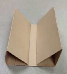 How to make miniature book mounts with everyday library supplies: An Amateur's Guide | Notes from Under Grounds