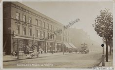Shirland Road | Junction with Elgin Avenue | 1900