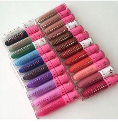 Makeup Goals #jeffreestar lipstick heaven