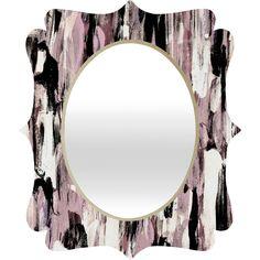 Georgiana Paraschiv DPC Quatrefoil Mirror   DENY Designs Home Accessories