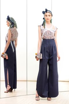 Alexis Mabille Resort 2014 Collection Slideshow on Style.com