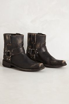 Anthropologie | SMITH HARNESS BOOTS
