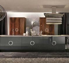 #kitchen #design #interior #furniture #furnishings #interiordesign  комплект в кухню Aster Cucine Luxury Glam, Lux_Glam7