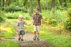 Brothers for life :) | so cute.. and they were so perfect to… | Flickr