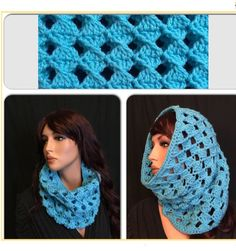 How to Crochet a Cowl / Neck Warmer Pattern #17│by ThePatterfamily