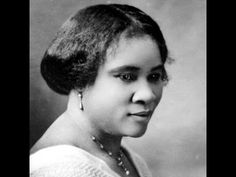 Madam C.J. Walker, one of the great American entrepreneurs of the early 20th century, was born to former slaves and grew up in destitution. In this Inside the Vaults video short, her great-great granddaughter, A'Lelia Bundles, tells Madam Walker's story with help from documents in the National Archives.