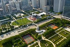 Beyond the Bean: 8 Things to See in Chicago's Millennium Park: Millennium Park Overview