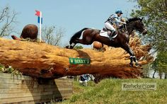 Cross-country event at Rolex Three-Day Event, #Kentucky #Horse Park