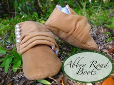 "Today I will share the Abbey Road Boots. They were the boots I made for Project Run and Play. The challenge for that week was adult inspired looks. We were supposed to take adult looks and make them appropriate for a child to ""run and play"" in (hence the name of the competition) When I …"