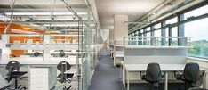 Transparent Labs @ Hardiman Research Building @ National University of Ireland, Galway by Payette