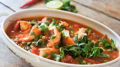 Vistajine - Little Spoon Tajin Recipes, Boat Food, Ras El Hanout, Dutch Oven Recipes, Tasty, Yummy Food, Arabic Food, Fish And Seafood, Curry
