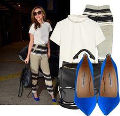 """Miranda Kerr Get the exact look"" by fashion-guru678 on Polyvore"