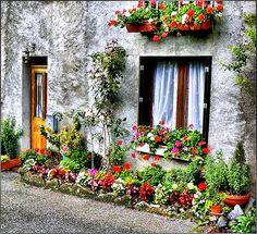 Quaint village, but paradise to me... by jackfre2, via Flickr