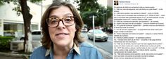 Além d'Arena: BARBARA GANCIA TROLLA INDIGNAÇÃO SELETIVA DE ELEIT...