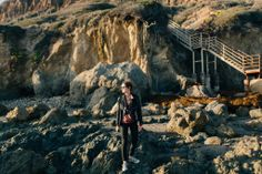 JOHN RUVIN FOCAL POINTS PROJECT - Jillian Bowes in Malibu, CA #focalpoints #photography #beach #eyewear #inruvin #california #malibu #sun #surf #sunglasses #waves #travel #explore