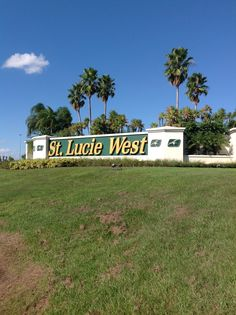 Saint Lucie West is a self-contained community within Port St. Lucie on over 4,600 acres of gated communities, golf courses, restaurants, shopping centers, banking, and places of worship.  Paradise.