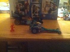 Bat car chase!