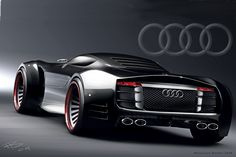 V10 stunner on the drawing board, promises 600bhp, and could be badged R10.
