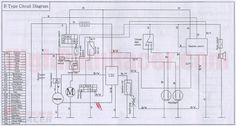 110Cc Pocket Bike Wiring Diagram from i.pinimg.com