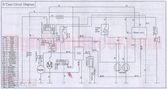 wiring diagram for chinese 110 atv \u2013 the wiring diagram eds X18 Pocket Bike Wiring Diagram 110cc pocket bike wiring diagram need wiring diagram pocket bike forum mini bikes