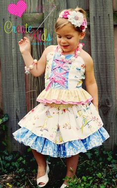 Living with Punks: Create Kids Couture