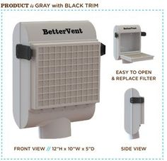 Indoor Dryer Vent Kit 15 Mine Is Connected To An