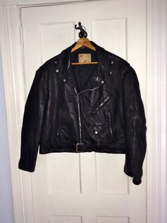 A personal favorite from my Etsy shop https://www.etsy.com/listing/179289007/vintage-1980s-mens-size-52-leather
